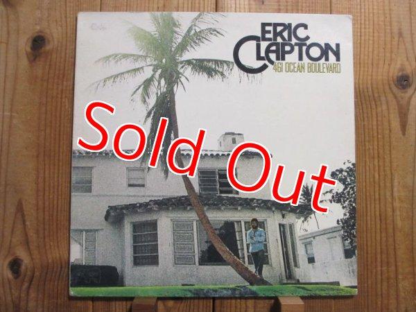 画像1: Eric Clapton / 461 Ocean Boulevard (1)
