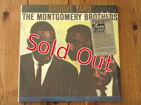 画像1: The Montgomery Brothers / Groove Yard (1)