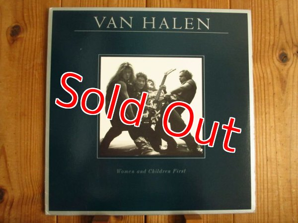 画像1: Van Halen / Women And Children First (1)