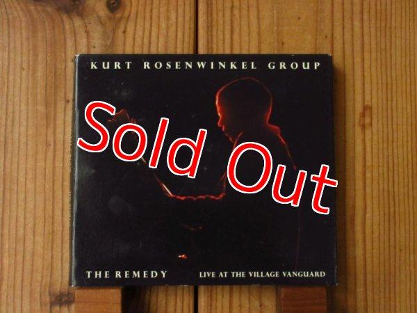 画像1: Kurt Rosenwinkel Group / Remedy-Live at Village Vanguard (1)