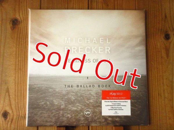 画像1: パットメセニー全面参加作!■Michael Brecker / Nearness of You: The Ballad Book (1)