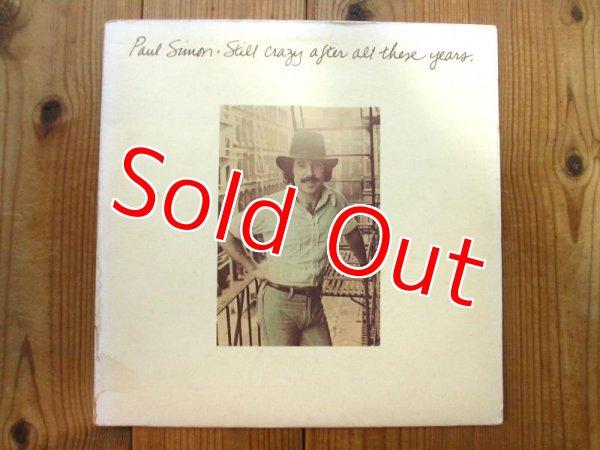 画像1: Paul Simon / Still Crazy After All These Years (1)