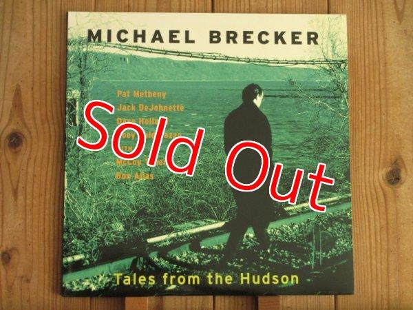 画像1: パットメセニー参加作!■Michael Brecker / Tales From The Hudson (1)