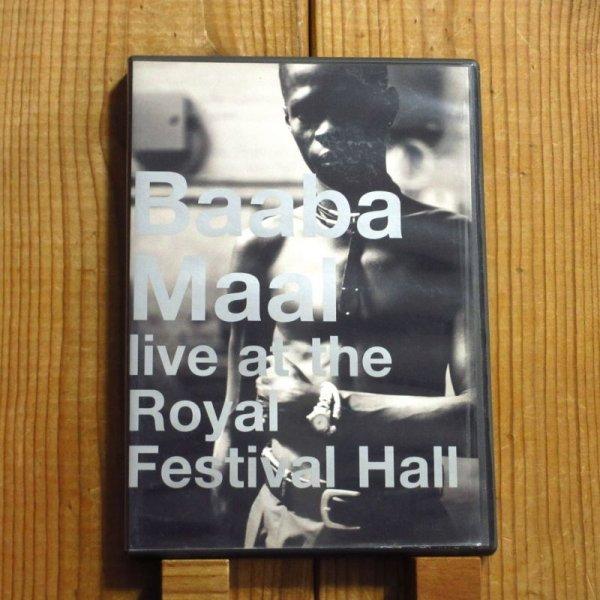 画像1: アーネストラングリン参加!■Baaba Maal / Live At The Royal Festival Hall  (1)