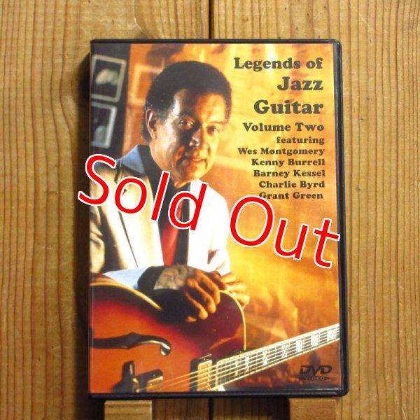画像1: Kenny Burrell ~ V.A. / Legends of Jazz Guitar Vol. 2 (1)