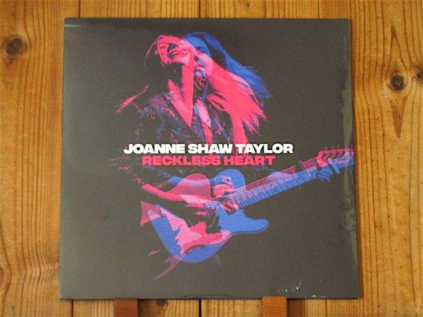 画像1: ブルースギターウーマン、ジョアンショウテイラーの2019年作アナログ盤が入荷!■Joanne Shaw Taylor / Reckless Heart (1)