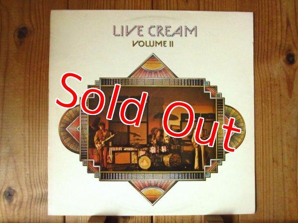 画像1: Cream / Live Cream Volume II (1)