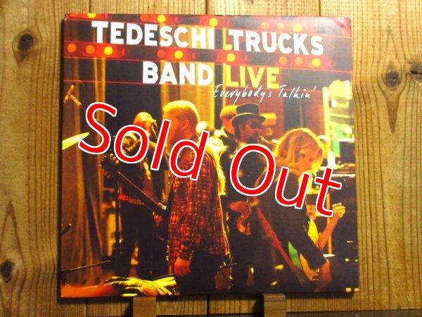 画像1: Tedeschi Trucks Band / Everybody's Talkin' (1)