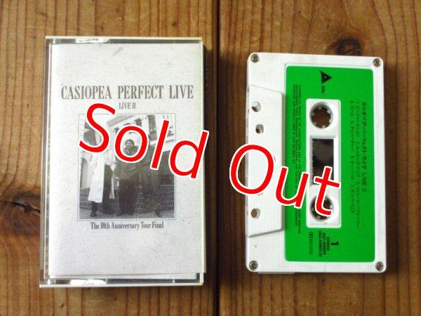 画像1: Casiopea / Casiopea Perfect Live - Live II - The 10th Anniversary Tour Final (1)