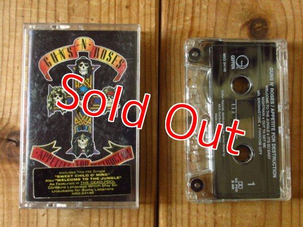 画像1: Guns N' Roses / Appetite For Destruction (1)