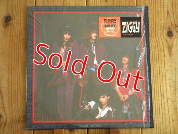 画像1: Ziggy / In With The Times (1)
