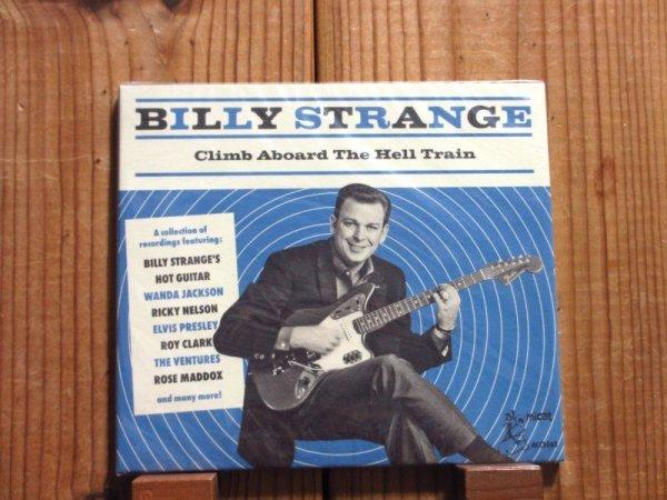 画像1: レッキングクルー伝説のギタリスト、ビリーストレンジ選りすぐりの名演を30曲収録したコンピレーション・アルバム決定版!■Billy Strange & Various / Climb Aboard The Hell Train (1)