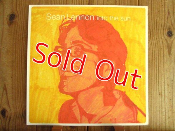 画像1: Sean Lennon / Into The Sun (1)
