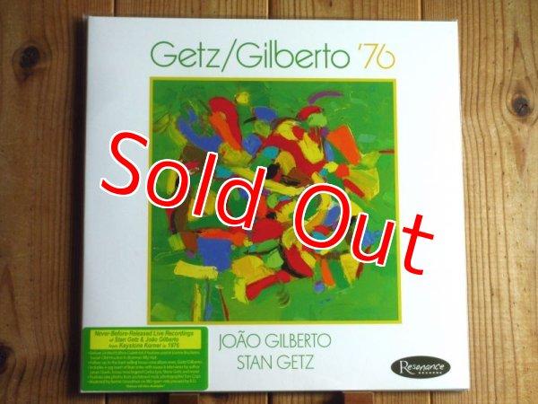 画像1: Joao Gilberto, Stan Getz / Getz/Gilberto '76 (1)