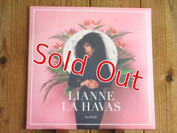 画像1: UKネオソウル女性SSW兼ギタリストのリアンラハヴァスの2015年作がアナログ盤で入荷!■ Lianne La Havas / Blood (1)