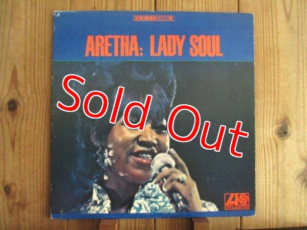 画像1: Aretha Franklin / Lady Soul (1)