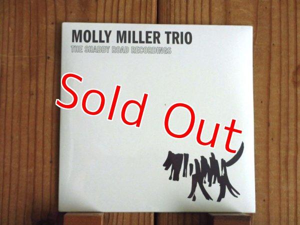 画像1: 当店一押しの女性ギター教授モーリーミラーの2017年1stアルバムがCDで入荷!■Molly Miller Trio / The Shabby Road Recordings (1)