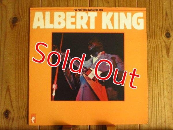 画像1: Albert King / I'll Play The Blues For You (1)
