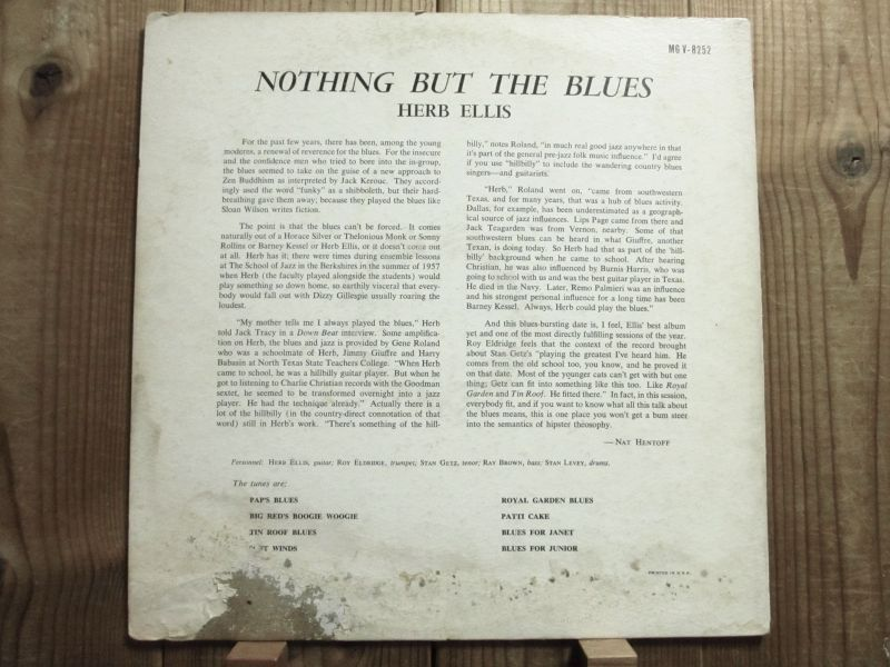 Herb Ellis / Nothing But The Blues