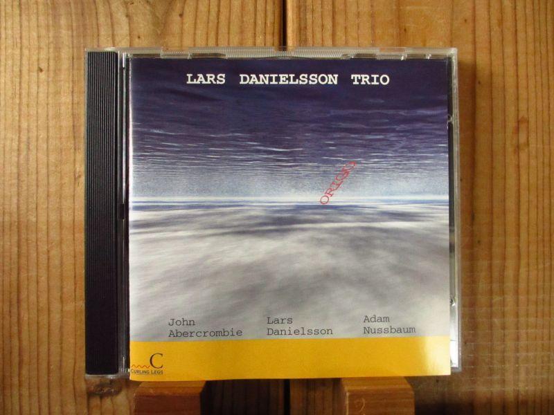 John Abercrombie / Lars Danielsson Trio - Origo - Guitar Records