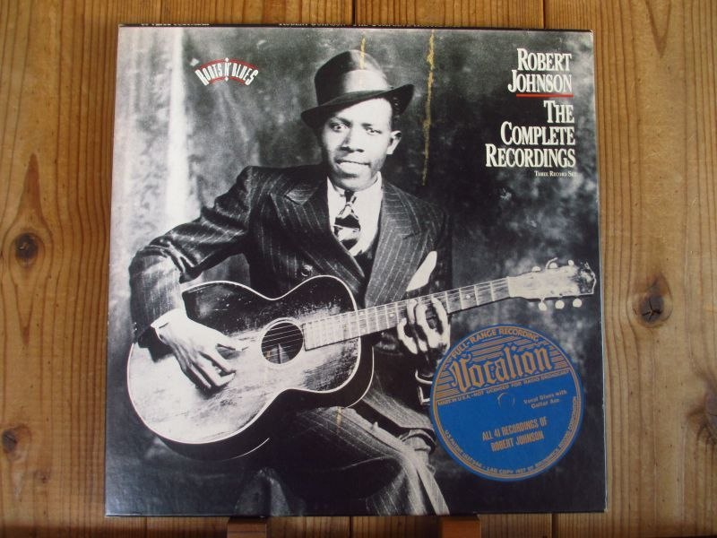 Robert Johnson / The Complete Recordings                                        [Columbia / C3 46222]